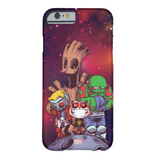 Guardians of the Galaxy | Crew On Asteroid Barely There iPhone 6 Case