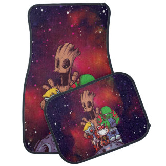 Guardians of the Galaxy | Crew On Asteroid Car Mat