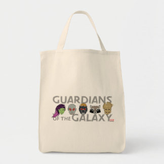 Guardians of the Galaxy | Crew Rough Sketch Tote Bag