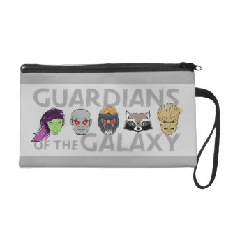 Guardians of the Galaxy | Crew Rough Sketch Wristlets