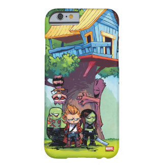 Guardians of the Galaxy | Crew & Treehouse Barely There iPhone 6 Case