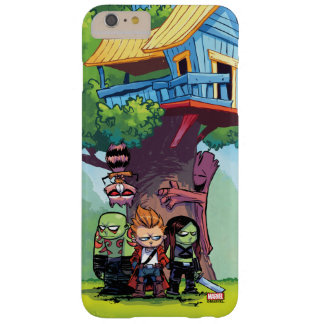 Guardians of the Galaxy | Crew & Treehouse Barely There iPhone 6 Plus Case