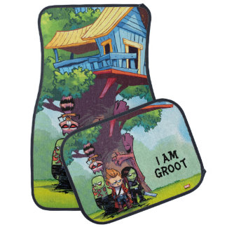 Guardians of the Galaxy | Crew & Treehouse Car Mat