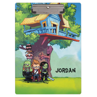 Guardians of the Galaxy | Crew & Treehouse Clipboard