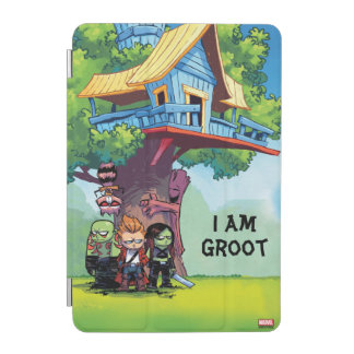 Guardians of the Galaxy | Crew & Treehouse iPad Mini Cover