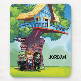 Guardians of the Galaxy | Crew & Treehouse Mouse Pad