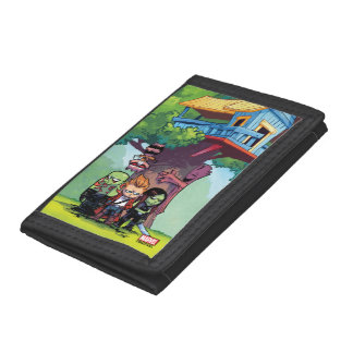 Guardians of the Galaxy | Crew & Treehouse Trifold Wallets