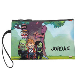 Guardians of the Galaxy | Crew & Treehouse Wristlet