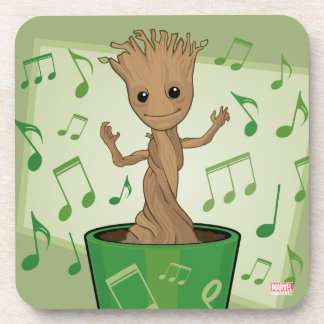 Guardians of the Galaxy | Dancing Baby Groot Coaster