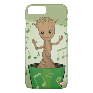 Guardians of the Galaxy | Dancing Baby Groot iPhone 8 Plus/7 Plus Case