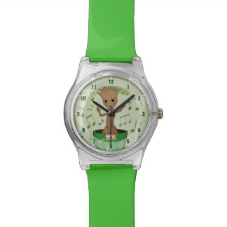 Guardians of the Galaxy   Dancing Baby Groot Watch