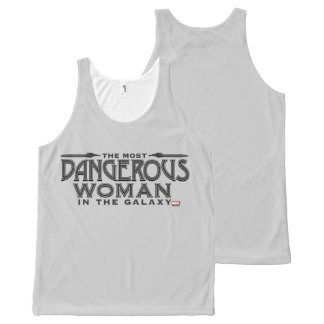 Guardians of the Galaxy | Dangerous Woman All-Over Print Singlet
