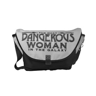 Guardians of the Galaxy | Dangerous Woman Commuter Bag
