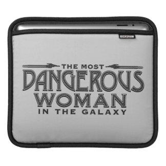 Guardians of the Galaxy | Dangerous Woman iPad Sleeve