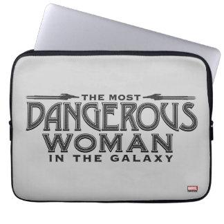 Guardians of the Galaxy | Dangerous Woman Laptop Sleeve