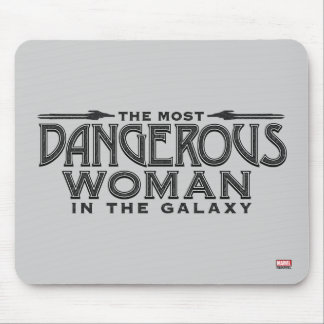 Guardians of the Galaxy | Dangerous Woman Mouse Pad
