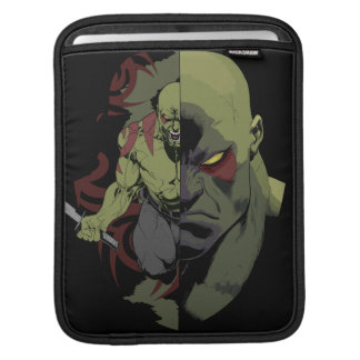 Guardians of the Galaxy   Drax Close-Up Graphic iPad Sleeve