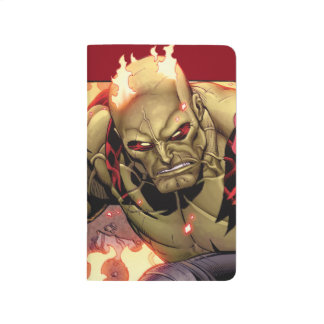 Guardians of the Galaxy | Drax In Flames Journal