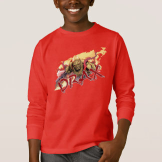 Guardians of the Galaxy | Drax In Flames T-Shirt