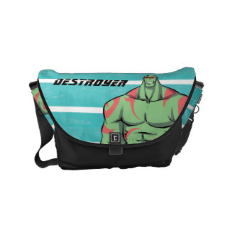 Guardians of the Galaxy | Drax Mugshot Courier Bag