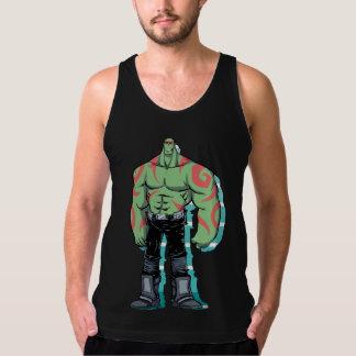 Guardians of the Galaxy | Drax Mugshot Singlet