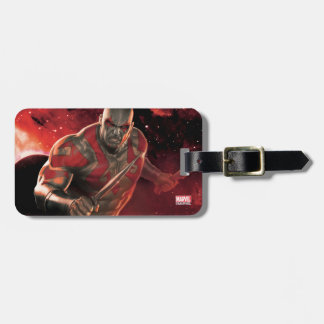 Guardians of the Galaxy | Drax With Daggers Luggage Tag