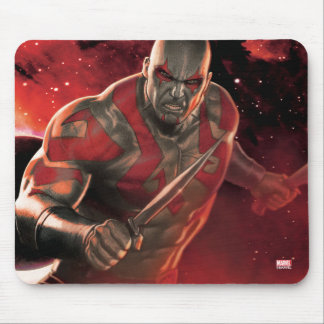 Guardians of the Galaxy | Drax With Daggers Mouse Pad