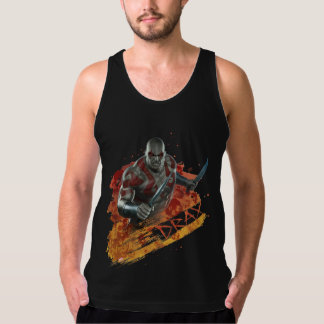 Guardians of the Galaxy | Drax With Daggers Singlet