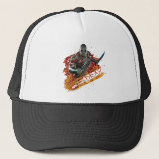 Guardians of the Galaxy | Drax With Daggers Trucker Hat