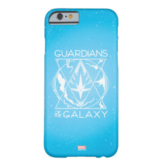Guardians of the Galaxy | Galactic Logo Badge Barely There iPhone 6 Case