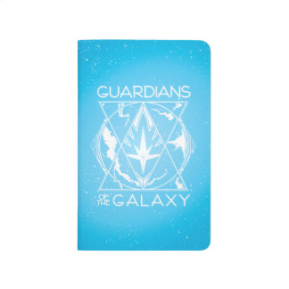 Guardians of the Galaxy | Galactic Logo Badge Journal