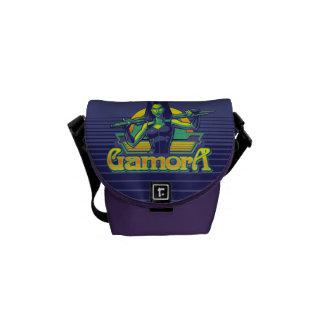 Guardians of the Galaxy | Gamora Cartoon Badge Messenger Bags