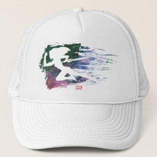 Guardians of the Galaxy | Gamora Galaxy Cutout Trucker Hat