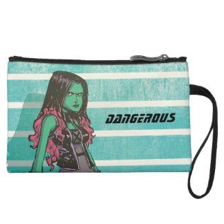 Guardians of the Galaxy | Gamora Mugshot Wristlet Purses