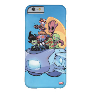 Guardians of the Galaxy | Gamora Pilots Ship Barely There iPhone 6 Case