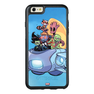 Guardians of the Galaxy | Gamora Pilots Ship OtterBox iPhone 6/6s Plus Case