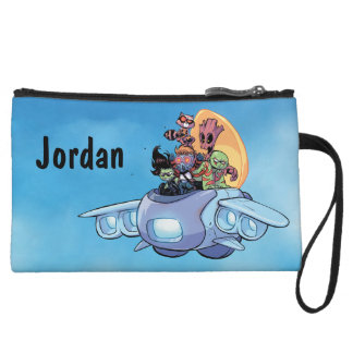 Guardians of the Galaxy | Gamora Pilots Ship Wristlet