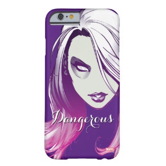 Guardians of the Galaxy | Gamora Watercolor Barely There iPhone 6 Case