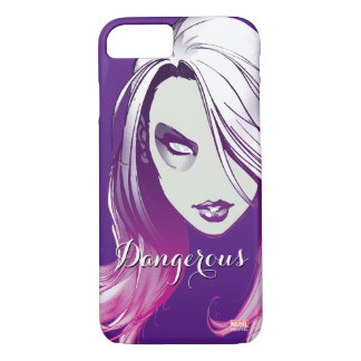 Guardians of the Galaxy | Gamora Watercolor iPhone 8/7 Case