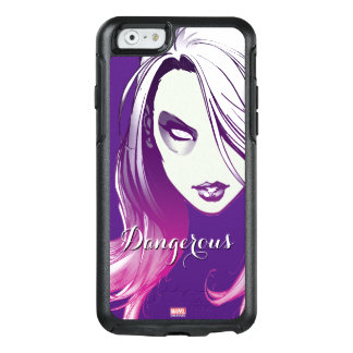 Guardians of the Galaxy | Gamora Watercolor OtterBox iPhone 6/6s Case