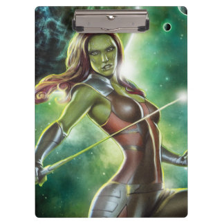 Guardians of the Galaxy | Gamora With Sword Clipboard