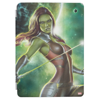 Guardians of the Galaxy | Gamora With Sword iPad Air Cover
