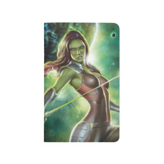 Guardians of the Galaxy | Gamora With Sword Journal