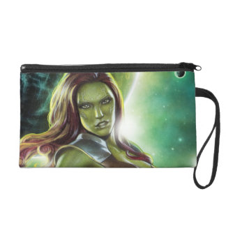 Guardians of the Galaxy | Gamora With Sword Wristlet Clutches