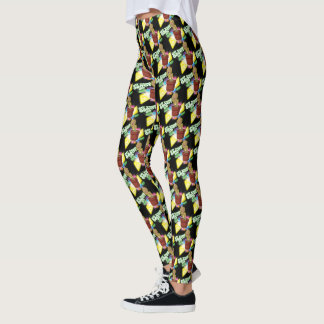 Guardians of the Galaxy | Get Your Groot On Leggings