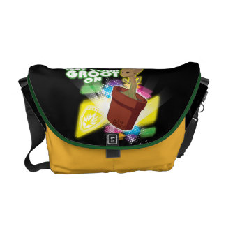 Guardians of the Galaxy | Get Your Groot On Messenger Bag