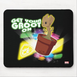 Guardians of the Galaxy | Get Your Groot On Mouse Pad