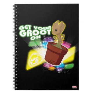 Guardians of the Galaxy | Get Your Groot On Notebooks