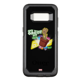 Guardians of the Galaxy | Get Your Groot On OtterBox Commuter Samsung Galaxy S8 Case