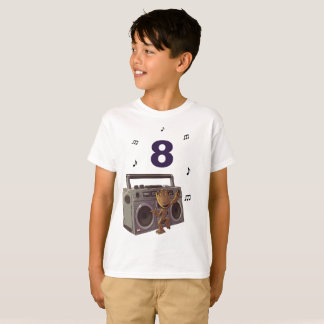 Guardians of the Galaxy - Groot - Birthday T-Shirt